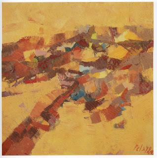 Pelayo, Paisaje español, 1959